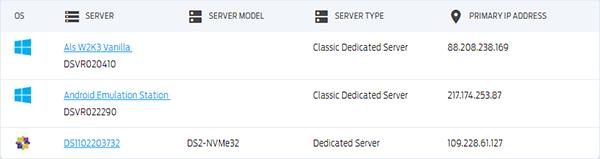 Using the Classic Dedicated Server remote KVM console