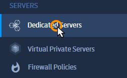 Rebooting a Classic, Dedicated, Cloud or Virtual server