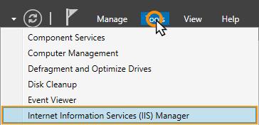 Installing an SSL certificate on a Windows 2012 or Windows
