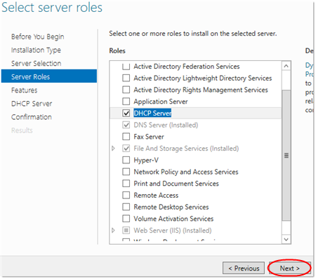 Managing roles and features with Windows 2012 and Windows 2016