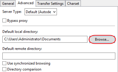 Using FileZilla to transfer your website files using SFTP