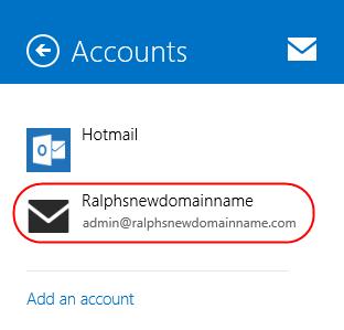 Select Mailbox
