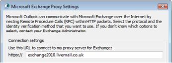 Proxy Address
